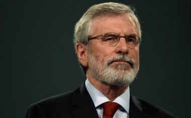 Gerry Adams to step down from Sinn Fein