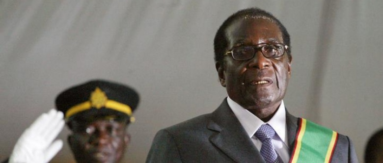 Robert Mugabe resigns, ending four decades of rule