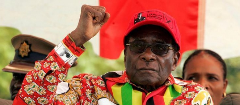 Mugabe resigns, ending four decades of rule