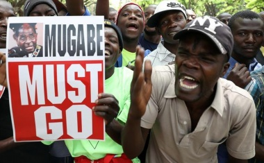 Mugabe told to resign ahead of impeachment proceedings