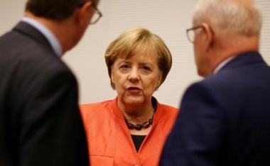 Merkel signals readiness for new election after talks collapse