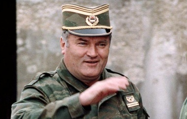 Bosnian Serb commander Mladic reduced to genocide defendant