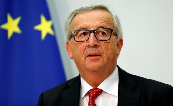 "EU will see in ""next few days"" if Brexit talks can enter second phase, says Juncker"