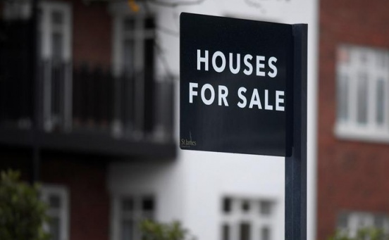 UK mortgage approvals sink to 13-month low