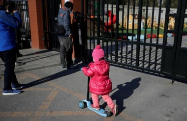 China kindergarten sex abuse claims prompt police probe