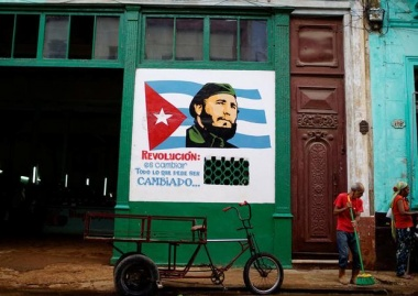 Cuba marks anniversary of Fidel death as post-Castro era nears