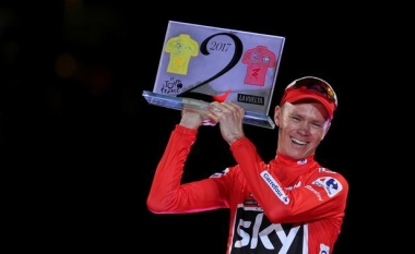 Froome says asthma drug behind 'adverse finding'