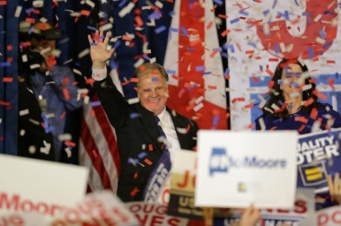 After Alabama upset, Democrats see new prospects in South