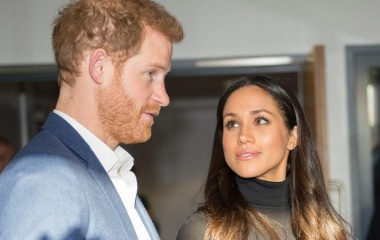 Prince Harry and Meghan Markle to marry on May 19