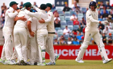 Australia reclaim Ashes with innings and 41-run win