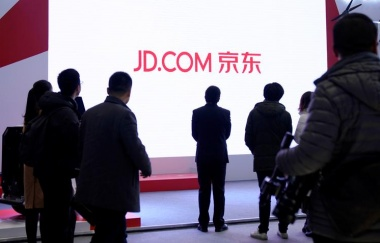 China's JD.com targets $2 billion fundraising at logistics unit