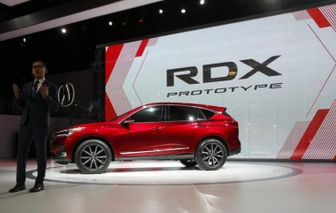 Detroit Auto Show - Honda wins, Ford and VW return