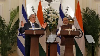 Israel, India face threat from radical Islam: Netanyahu