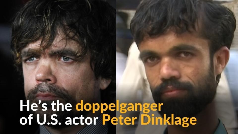 Pakistani Peter Dinklage Lookalike Wishes For Movie Career Reuters Video