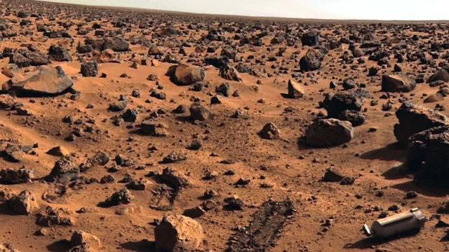 The United States is embarking on another mission to the moon, but unlike the Apollo program that put humans on its surface 50 years ago, NASA is gearing up for a long term presence that the agency says will eventually enable humans to reach Mars. Lisa Bernhard reports.