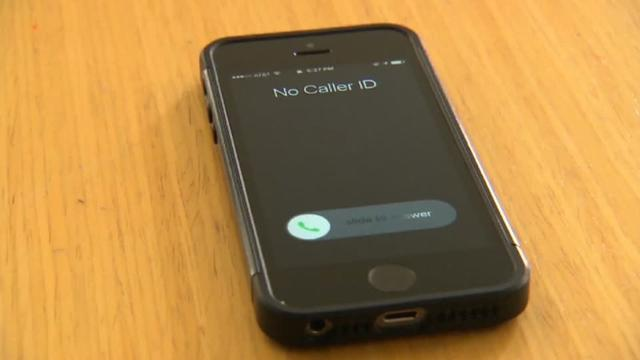 Large telecom companies and attorneys general from every state unveil a new pact for combating robocalls, the latest step toward cutting off such calls before they reach a consumer's phone. Freddie Joyner reports.