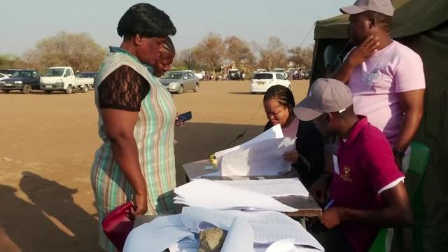 Polls opened in Botswana on Wednesday in what looks to be the first genuine challenge to a party that has dominated for more than five decades. Anna Bevan reports.