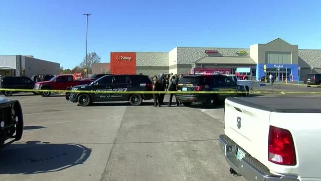 Three people were shot and killed in a morning attack at an Oklahoma Walmart on Monday, according to the Oklahoma Highway Patrol, the latest in a string of deadly shootings in the United States. Jillian Kitchener has more.