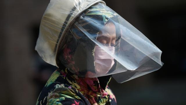 China reported a sharp decrease in new deaths and cases of the coronavirus on Saturday but a doubling of infections in South Korea and 10 new cases in Iran added to unease about its rapid spread and global reach. Edward Baran reports.