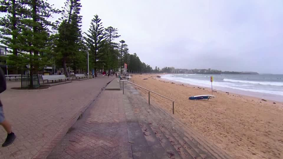 Sydney sets lockdown for beach suburbs | Reuters Video