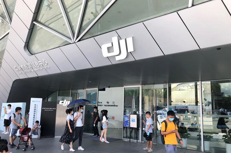 中国ドローン大手DJI、自動運転技術のチーム立ち上げへ=関係筋