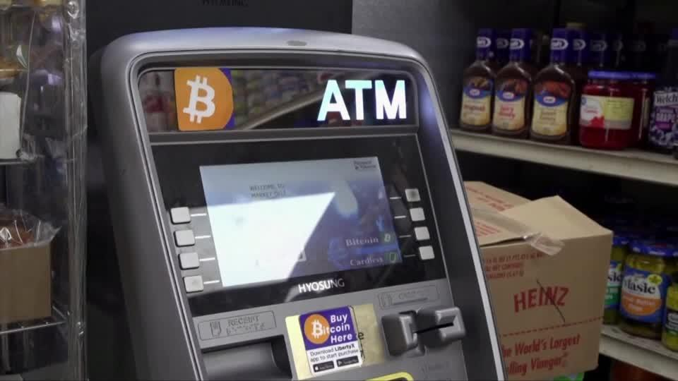 Bitcoin ATMs go mainstream in the U.S.