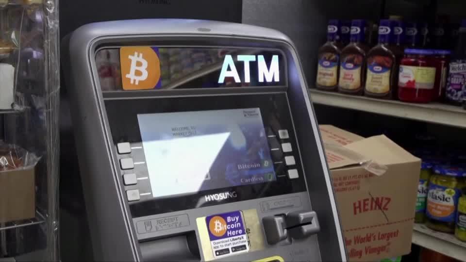 Bitcoin ATMs go mainstream in the U.S.