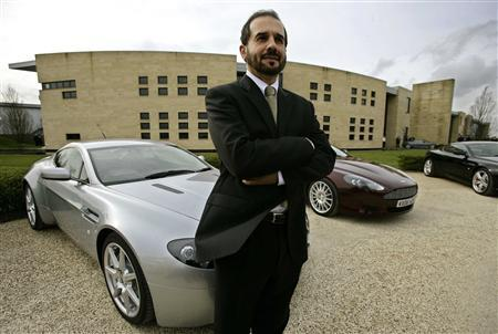Ford To Sell Aston Martin In 925 Mln Deal Reuters