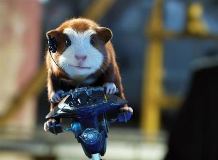 Rodents Move Center Stage As Cool New Superheroes Reuters