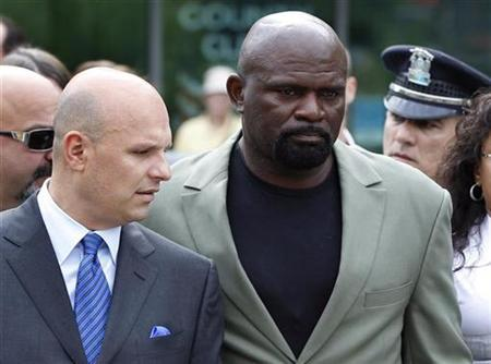 Lawrence Taylor pleads guilty to sexual assault