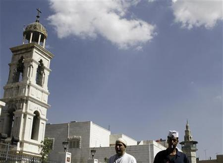 Syria Christians fear for religious freedom