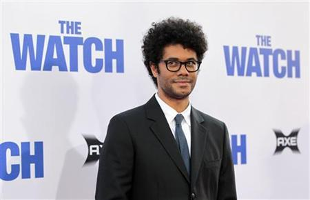 His Role In The Watch Puzzles British Star Richard Ayoade Reuters
