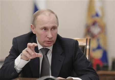 Russia S Putin Signs Law Extending Definition Of Treason Reuters