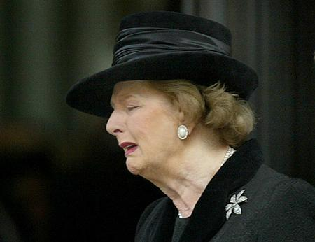 Ceremonial funeral for Britain's Thatcher | Reuters