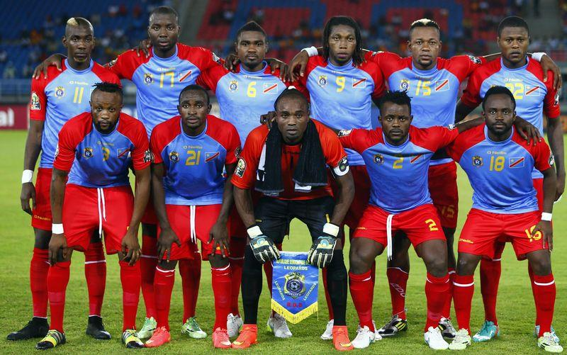 DR Congo National Football Team Teams Background 3