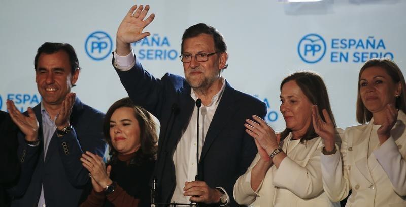スペイン総選挙、与党が第1党維持 左派躍進で連立協議は難航か | Reuters