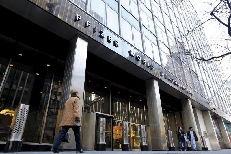 Pfizer To Seek More Modern Headquarters In Manhattan Reuters