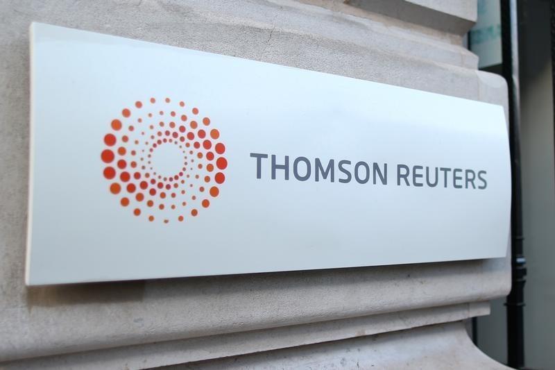 Tomson Reuters citate pentru opțiuni binare