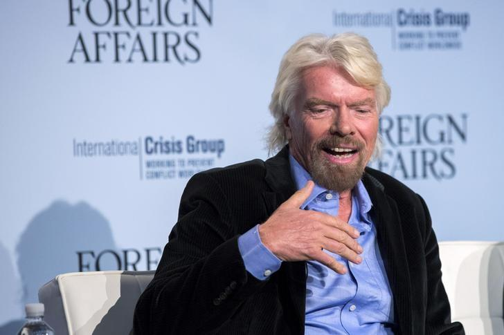 Life Lessons From Richard Branson