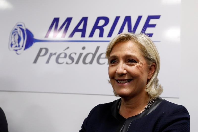 焦点:「フランスのサッチャー」に極右ルペン党首はどう挑むか | Reuters