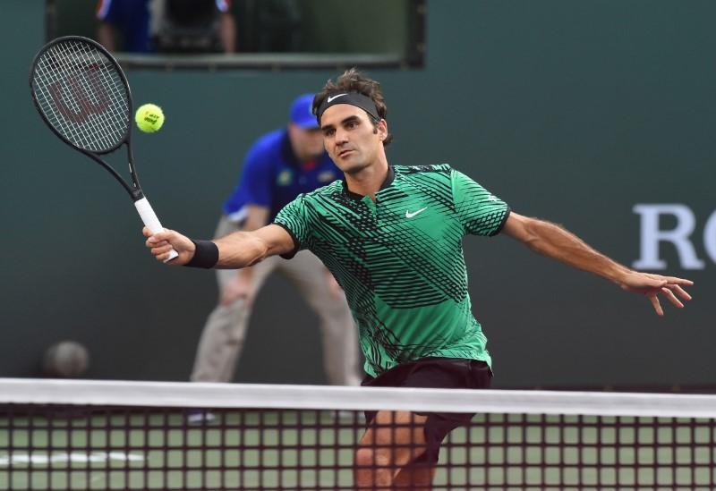 Nadal Federer Set Up California Clash With Wins Reuters