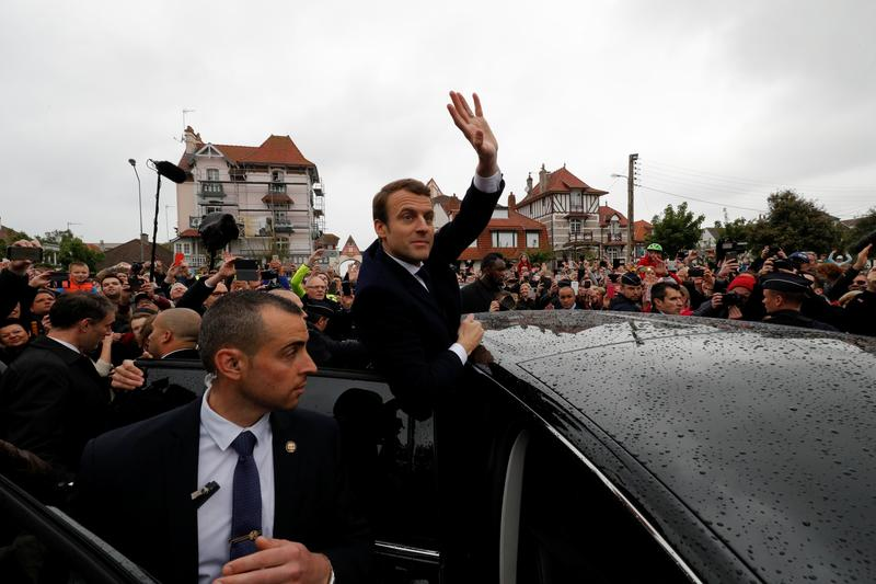 Macron The Mould Breaker France S Youngest Leader Since Napoleon Reuters