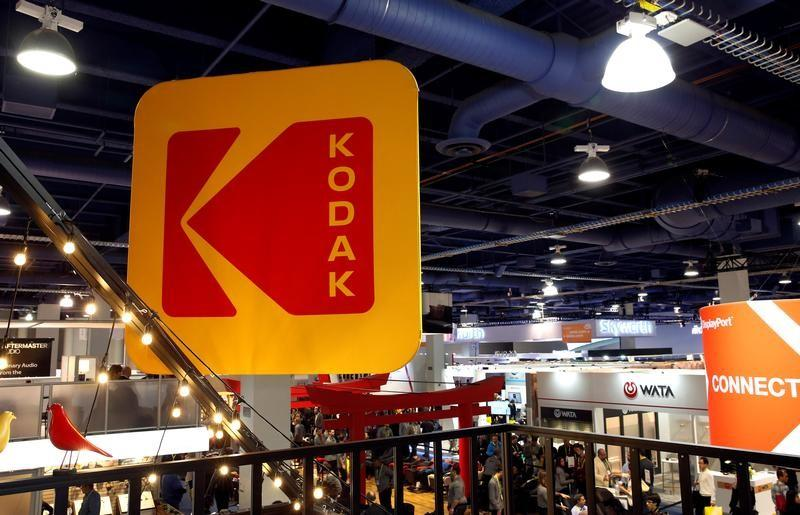 Eastman Kodak Unveils Cryptocurrency Stock Doubles Reuters