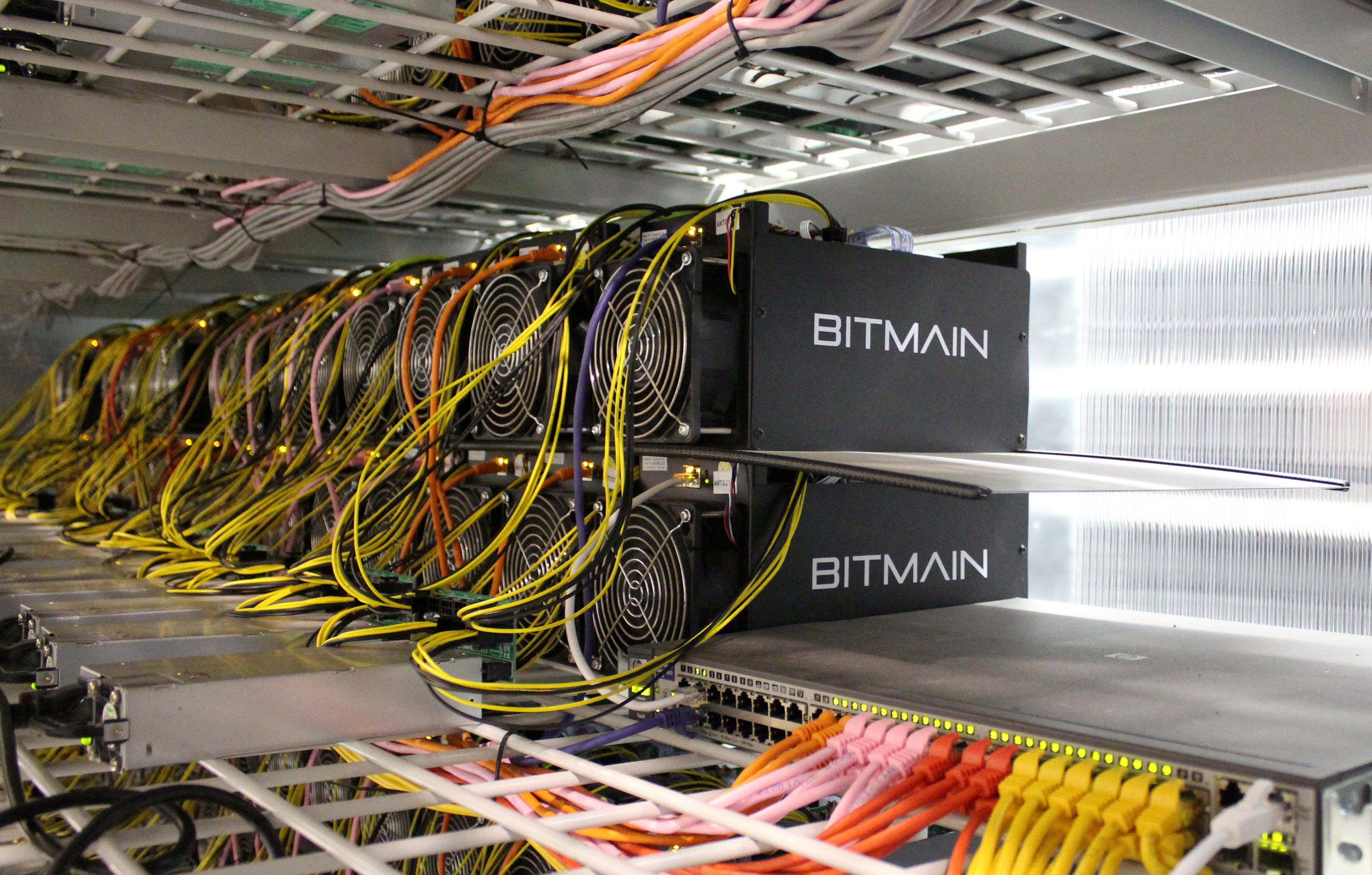 Chinese Bitcoin Miners Eye Sites In Energy Rich Canada