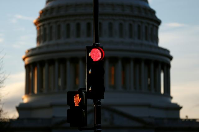 Republicans, Democrats dig in for fight as shutdown enters second day