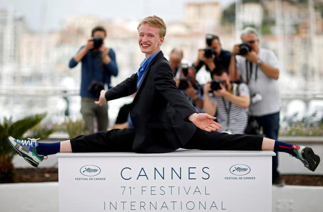 FILE PHOTO: 71st Cannes Film Festival – Photocall for the film
