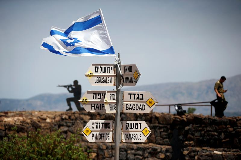 Exclusive: Israeli minister says U.S. may soon recognize Israel's hold on Golan