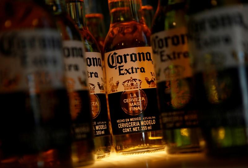Corona beer maker Constellation's quarterly profit misses estimates |  Reuters