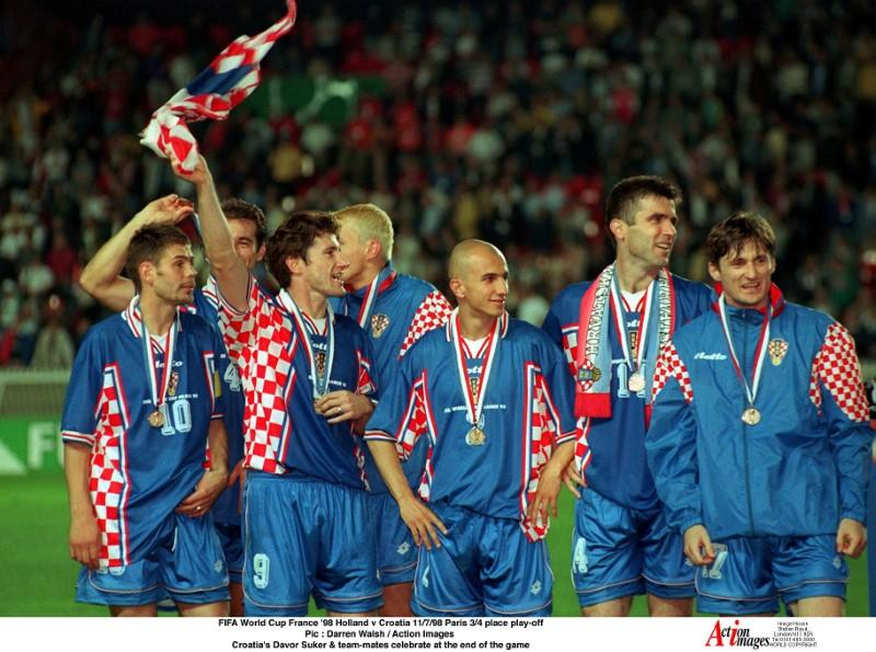 France '98 - when Croatia crashed the World Cup party | Reuters