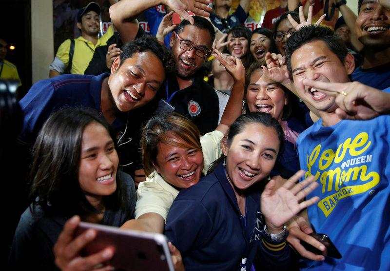 With Thai soccer team freed, Hollywood gears up for the movie